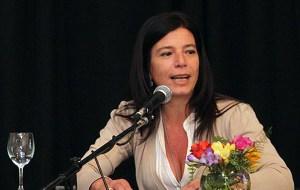 Carina Mozzoni, secretaria de Gobierno de la Municipalidad de Cañada de Gómez. REDACCION LC (Cañada de Gómez - Argentina - Tags: Región)