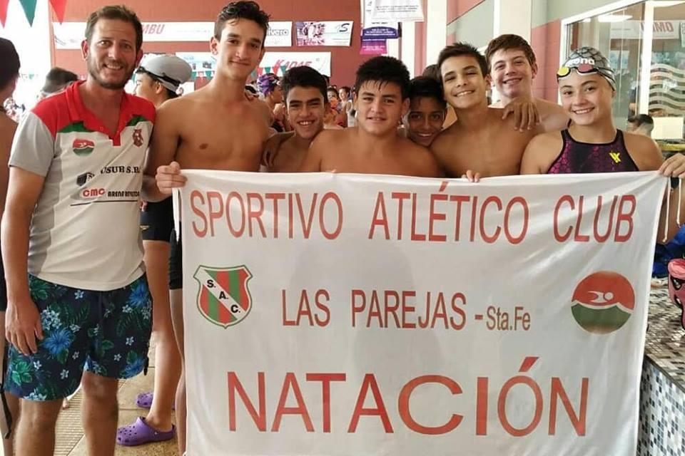 Torneo de Natación con campamento en Sportivo