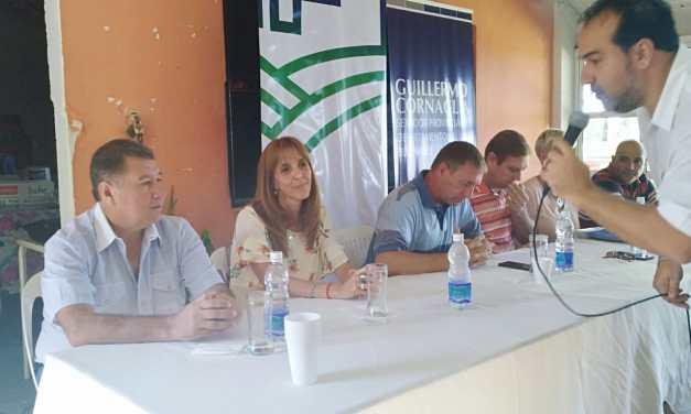 """Compagnucci, sobre el Tiro y Pesca: """"Si seguía así el Club iba a remate"""""""
