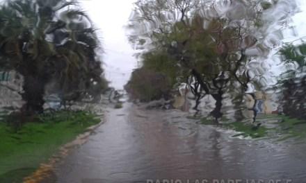 Pronóstico del tiempo luego de los 85 milímetros de lluvia