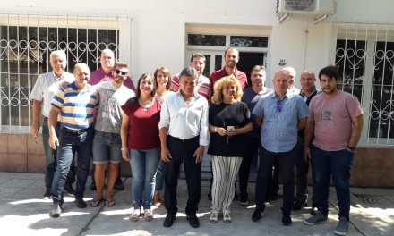 Se reunió la Mesa Departamental del Frente Progresista