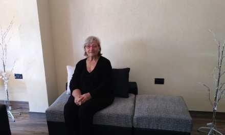 """Gladys Salamano, recientemente jubilada: """"Lo más lindo, lo mejor y lo más bueno es el amor de los pibes"""""""