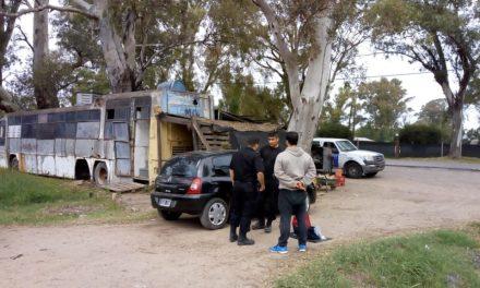 Le roban a una mujer de 72 años con el cuento del Tío: los atrapan horas más tarde con cocaína y marihuana