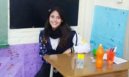 Desfile otoño – invierno organizado por 5to Año de la Escuela Dante Alighieri