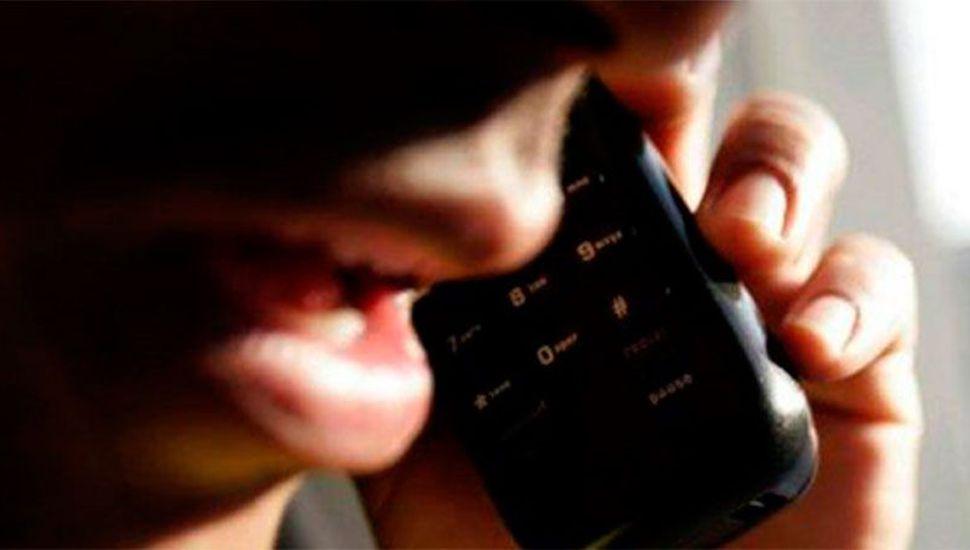 Tres hechos de estafas telefónicas, dos en Camilo Aldao y una en Corral de Bustos