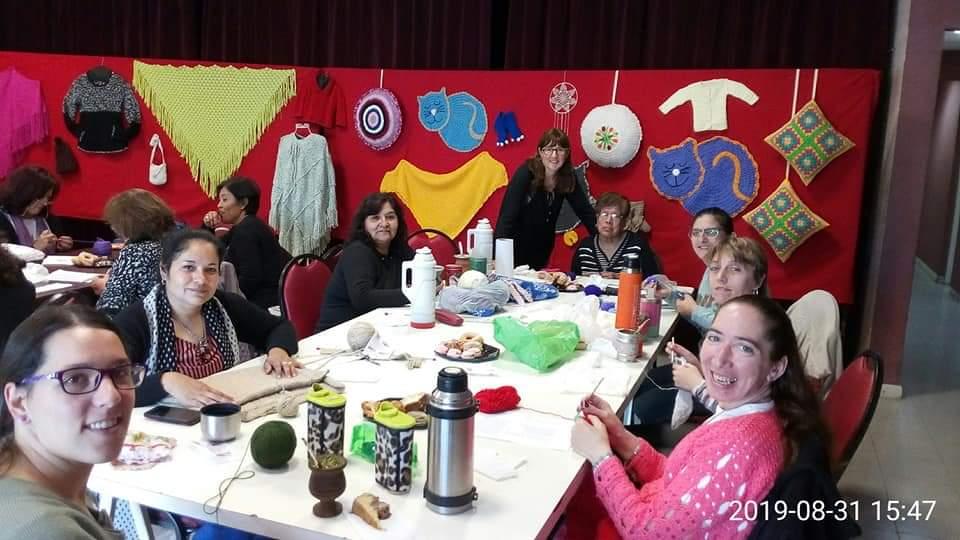 Encuentro de Tejedoras y Festival de Danzas Árabes