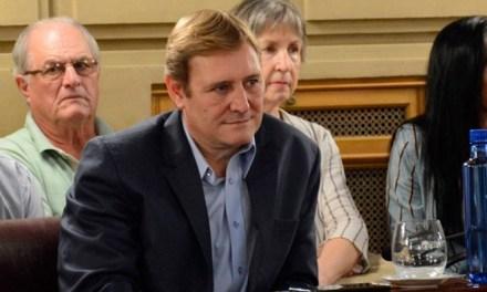 Habló Cornaglia sobre el supuesto quiebre en el PJ del Senado