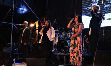 El público acompañó los buenos espectáculos en la primera noche de la Pyme