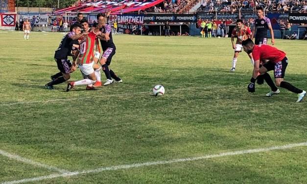 Gran empate de El Lobo frente a Central Córdoba