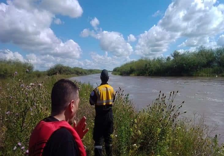 Hallaron sin vida a Brandon, el joven que se arrojó al arroyo