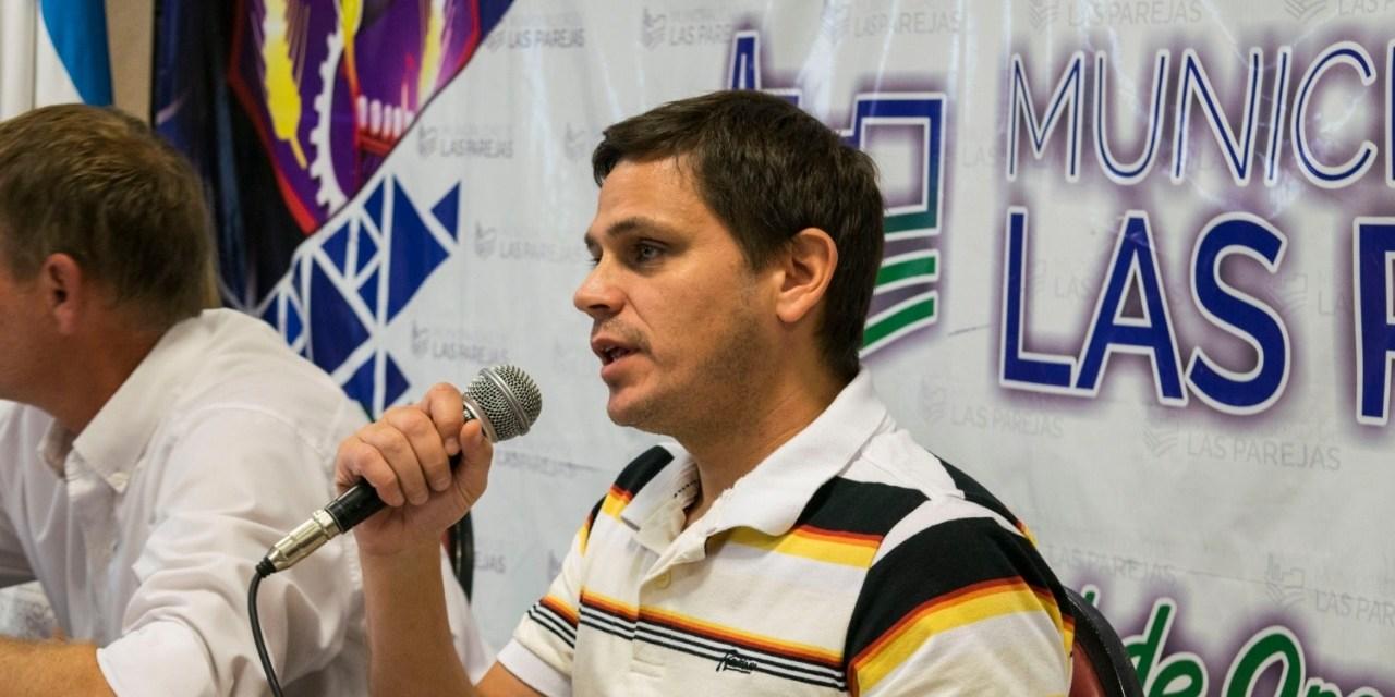 El Dr. Nicolás Lapetina fue nombrado Coordinador de Salud Municipal