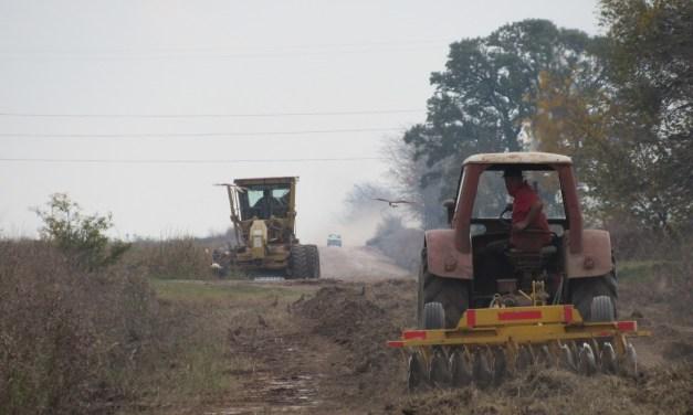 Mantenimiento de caminos rurales