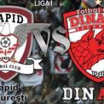 Finala Cupei Romaniei – Rapid – Dinamo – Scor Final 0-1