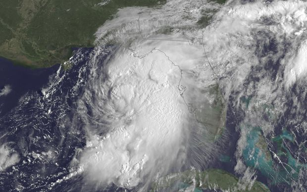Hurricane Hermine is approaching the coast of Florida.