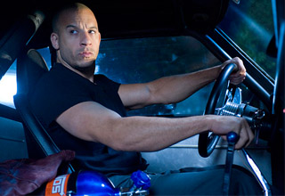 """El primer indicio del fenómeno fílmico, es una película de 1991 que no mucha gente conoce """"Point Break with Cars"""""""