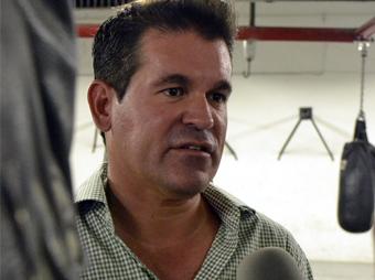 """Vicente """"Vinko"""" Sagrestano, se medirá 3 rounds con el guaymense Alán """"La Amenaza"""" Campa."""