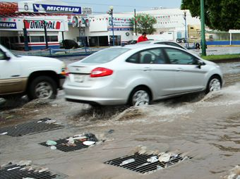 Se esperan lluvias para este lunes en Hermosillo