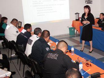 Capacitan a policías de Hermosillo sobre Alerta Amber