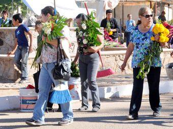 Reportan saldo blanco en Día de Muertos en Sonora