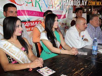 Dan a conocer a hermosillenses programa del Carnaval de Guaymas