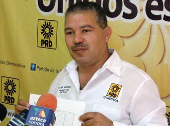 El consejo ciudadano del transporte nació muerto: PRD Sonora