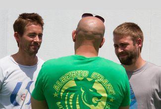 Primeras imágenes de los hermanos de Paul Walker en 'Rápido y Furioso'