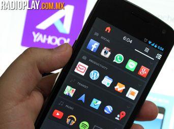 Lanzan Yahoo Aviate para todos los usuarios de Android