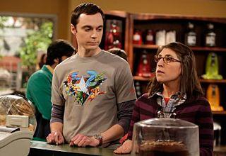 Sheldon y Amy se besarán otra vez en nueva temporada de The Big Bang Theory
