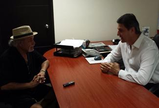 En charla con mi cuatacho el licenciado Omar Canizales Soto, Presidente de la Liga Mex-Pac, quien por cierto en apenas cinco años como dirigente,  han logrado 3 Campeonatos en Series del Caribe.