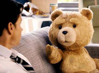 Este es el tráiler de Ted 2