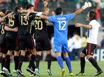 Estos serán los rivales de México en la Copa Oro 2015