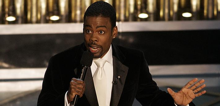 Chris Rock será el anfitrión en los Oscars 2016