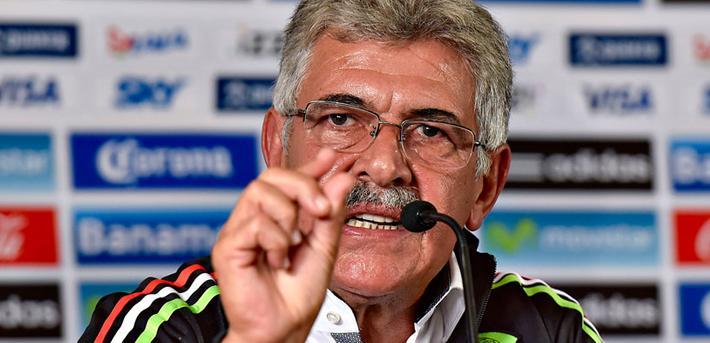 Lista de convocados de la Selección mexicana