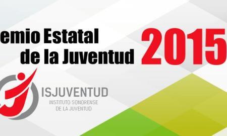 Convocatoria del Premio Estatal de Juventud 2015