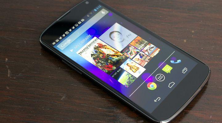 Review: Nexus 4, Android bueno, bonito y barato