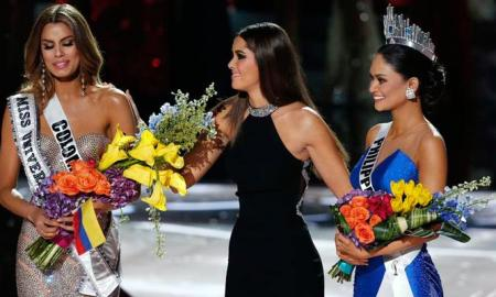 Vídeo: El fail en Miss Universo 2015