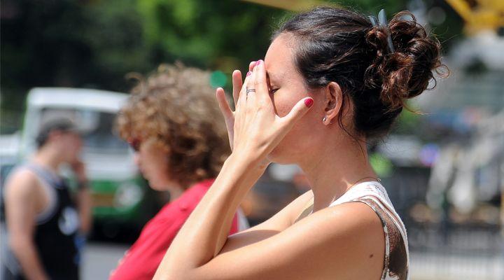 ¿Cuáles son los síntomas del Golpe de Calor?
