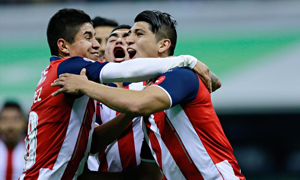 Resumen: Goles de América vs Chivas Copa MX 2016