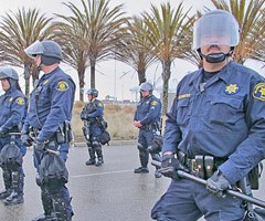 Undue Influence: the power of Police and Prison Guards' Unions