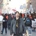Oscar Grant soiidarity protest