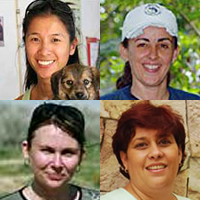 Women Rising XVIII: Rescuers of Wildlife