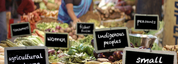 Women Rising 29: Food Sovereignty in indigenous communities