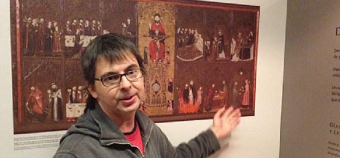 Tárrega recuerda el asalto al barrio judío de 1348, con Oriol Saula