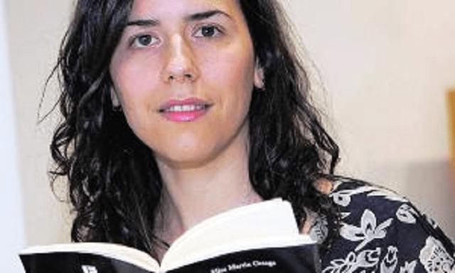 """""""El lugar de la palabra"""", con su autora Elisa Martín Ortega"""