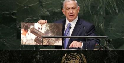 netanyahu ONU