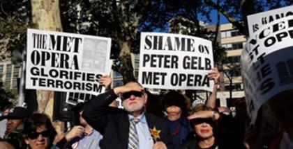 klinghoffer protest