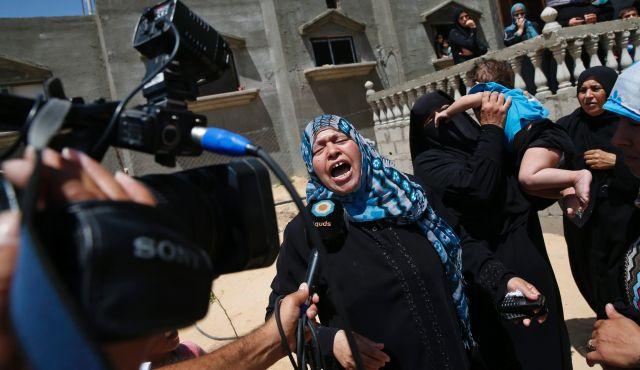 El peligroso y cerrado círculo de los corresponsales en Israel