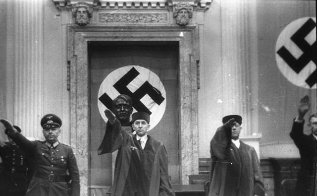 El sistema judicial del III Reich, con Graciela Kohan