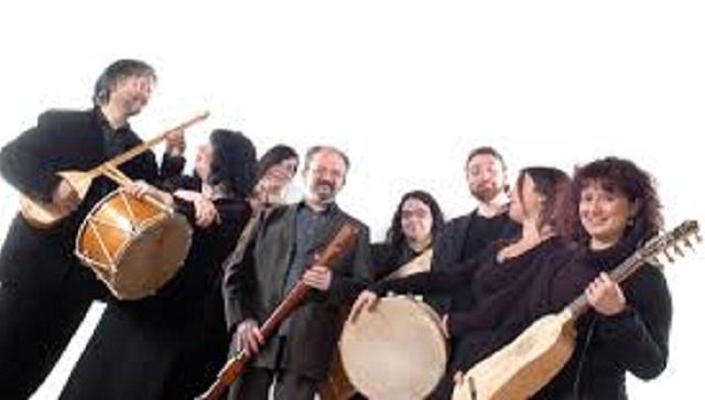 Purim en Italia, con el Ensemble Lucidarium