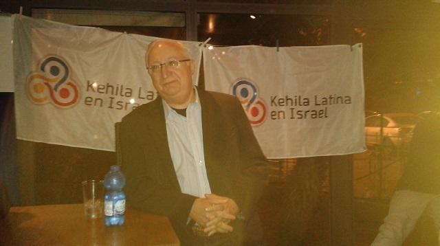 Manuel Trajtenberg, candidato por la Unión Sionista y posible futuro ministro de economía de Israel